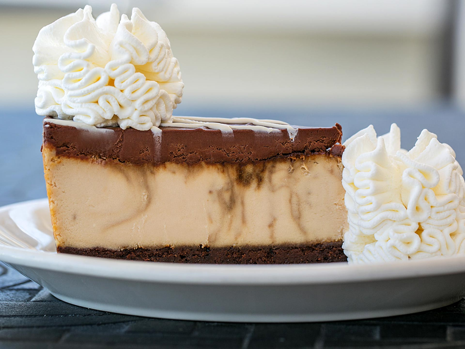 Kahlua® Cocoa Coffee Cheesecake